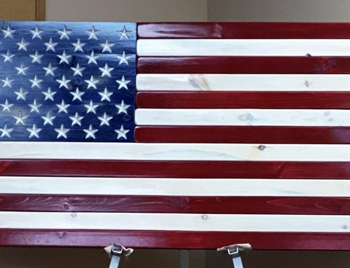 Letizio Family Donates Historic Flag to Town of Windham – The Hurricane of 1938 and Uncovering an 80-Year Old Mystery